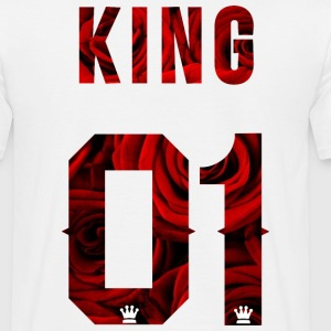 King Partnershirt - Männer T-Shirt