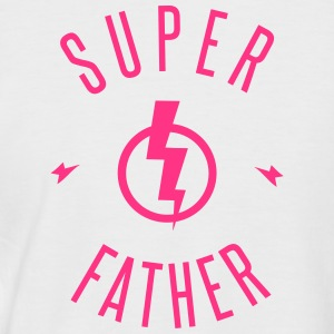 super father T-Shirts - Men's Baseball T-Shirt