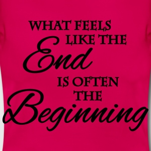 What feels like the end... T-Shirts - Frauen T-Shirt