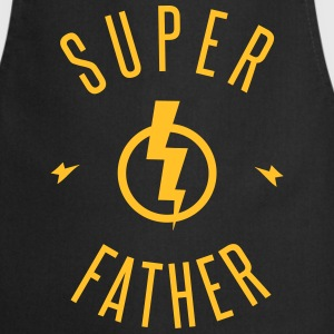 super father  Aprons - Cooking Apron
