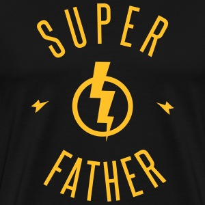 super father T-Shirts - Men's Premium T-Shirt