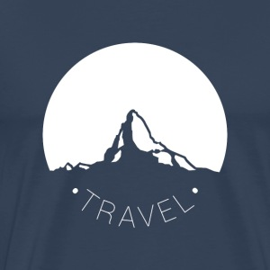 Travel Tee - Männer Premium T-Shirt