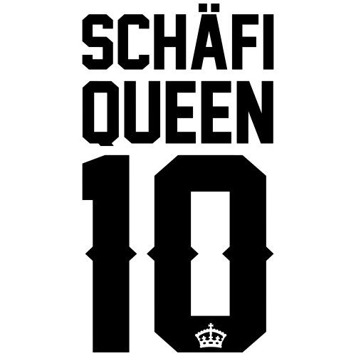 Schäferhund-Queen