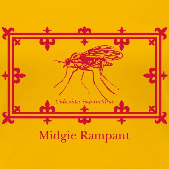 Women's Midgie Rampant Tee