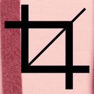 Motiv ~ Kapuzenpullover für Frauen Crop
