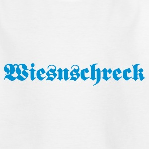 Weiß Wiesnschreck No.1 Kinder T-Shirts - Teenager T-Shirt