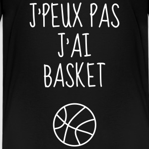 Basketball - Basket ball - Basket-ball - Baskette Tee shirts - T-shirt Premium Enfant