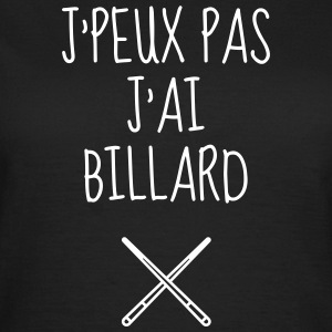 Billard Snooker Sport Sportler Spieler T-Shirts - Frauen T-Shirt