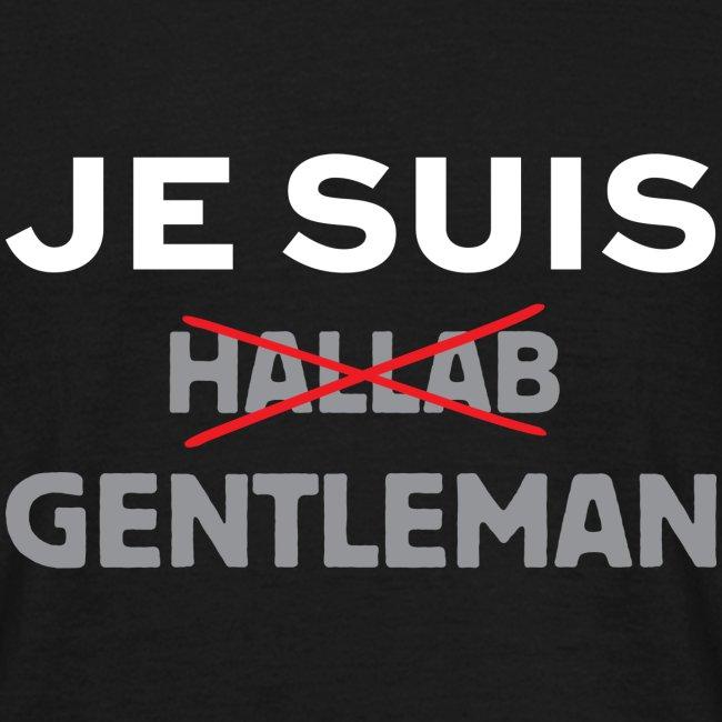 Je suis gentleman