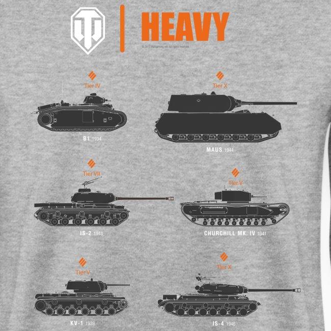 World of Tanks Heavy