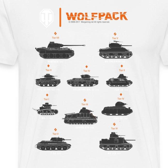 World of Tanks Wolfpack