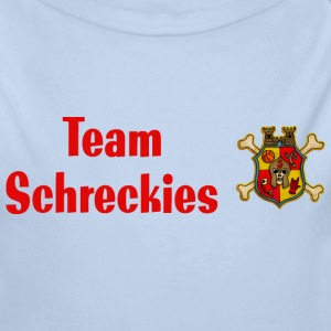 Baby Langarm-Body Team Schreckies - Baby Langarm-Body
