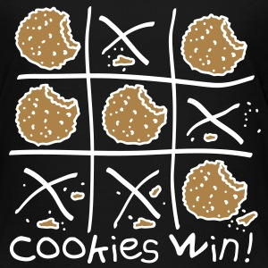 Cookies win - Kids' Premium T-Shirt