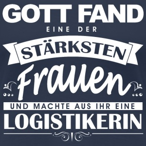 Logistikerin T-Shirts - Frauen Premium T-Shirt