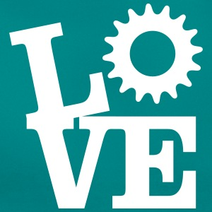 Love Bicycles T-shirts - Vrouwen T-shirt