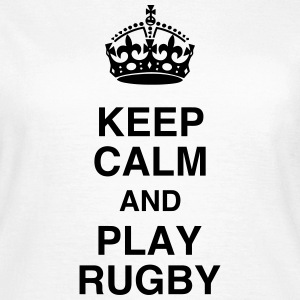 Rugby / Rugbyman / Sport / Fighter / Fight T-Shirts - Women's T-Shirt