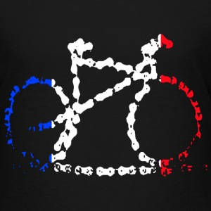 French bike chain  Shirts - Kids' Premium T-Shirt