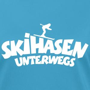 Skihasen Unterwegs