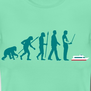 evolution Modellbauschiff_10_2016 T-Shirts - Frauen T-Shirt