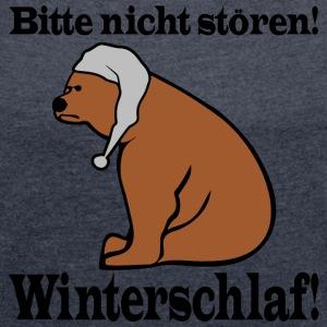 suchbegriff winterschlaf t shirts spreadshirt. Black Bedroom Furniture Sets. Home Design Ideas