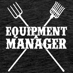 Equipment Manger 1C - Männer Premium T-Shirt