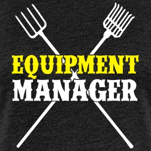 Equipment Manager 2C - Frauen Premium T-Shirt