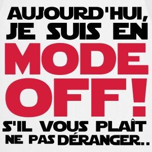 en mode off Tabliers - Tablier de cuisine
