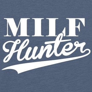 MILF Hunter - Männer Premium T-Shirt