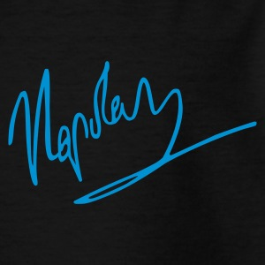 :: napoleon signature :-: - Teenage T-shirt