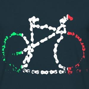 Italian Cycling T-shirt - Men's T-Shirt