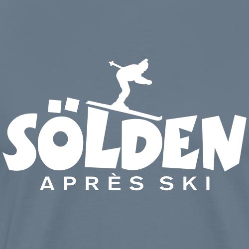 Sölden Après-Ski Skier Wintersport Design