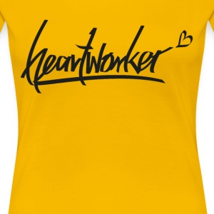 heartworker women - Frauen Premium T-Shirt