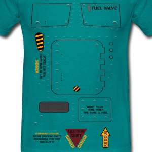 The topgun Tee shirts - T-shirt Homme