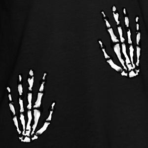 zwei skeletthände