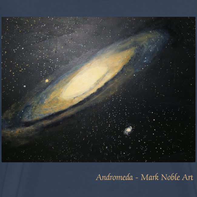 Andromeda - Mark Noble Art
