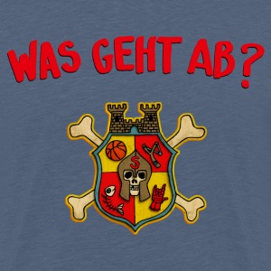 Teenager Premium T-Shirt - Was geht ab? - Teenager Premium T-Shirt