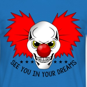 Sad Clown 2 T-Shirts - Männer T-Shirt