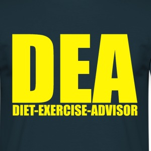 DEA Personal Trainer T-Shirt - Men's T-Shirt