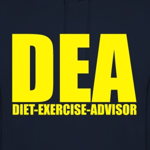 DEA Personal Trainer T-Shirt - Unisex Hoodie