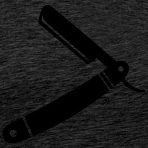 barber T-Shirts - Men's Premium T-Shirt