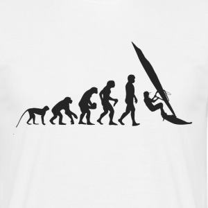 Evolution Windsurfing T-Shirts - Men's T-Shirt