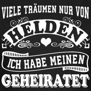 Held heiraten - Frauen T-Shirt