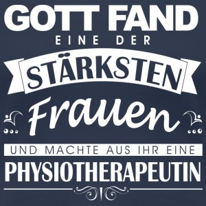 Physiotherapeutin T-Shirts - Frauen Premium T-Shirt