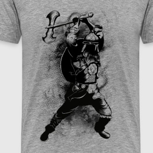 Viking Warrior T-Shirts - Men's Premium T-Shirt