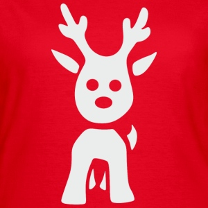 Little Reindeer T-Shirts - Frauen T-Shirt