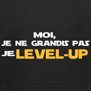 je ne grandis pas je Level up - Pull à capuche Premium Enfant