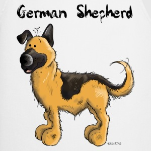 Funny German Shepherd  Aprons - Cooking Apron