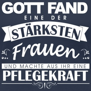 Pflegekraft T-Shirts - Frauen Premium T-Shirt