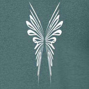 tee shirts tatouage aile spreadshirt. Black Bedroom Furniture Sets. Home Design Ideas