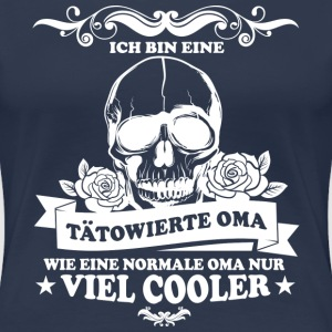 Tattoooma T-Shirts - Frauen Premium T-Shirt